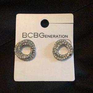 BCBGeneration crystal earrings